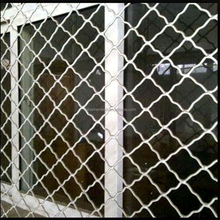 Anping high quality ss beautiful grid wire mesh (factory)