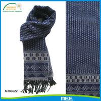 winter warm men's pashmina shawl