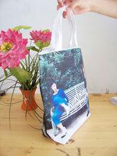 cotton bag/ custom cotton bags drawstring/ polyester mesh drawstring bag