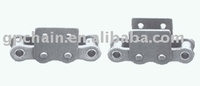short pitch precision roller chains and attachments