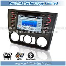 New Touch Screen Car DVD GPS for BMW 1 Series E87(Manual Air-Conditioner+Heated Seat)