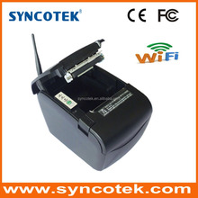 High speed pos part wireless wifi 80mm thermal receipt printer