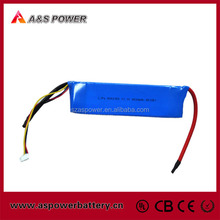 12v rc car battery High Discharge Rate 3S1P 4500mah for rc car 8043150