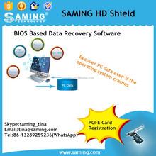 SAMING HD Shield / Hard Drive Data Recovery Software / BIOS Based Data Recovery Software