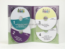 High quality popular round disc cd replication and printing