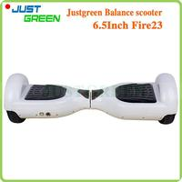 Best price accept paypal 36V 6.5inch electronic balance scooter for outdoor sports