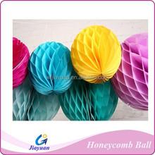 15cm (6 inch) Tissue Paper Flower ball Honeycomb Lantern Wedding decoration Holiday supplies Wholesale