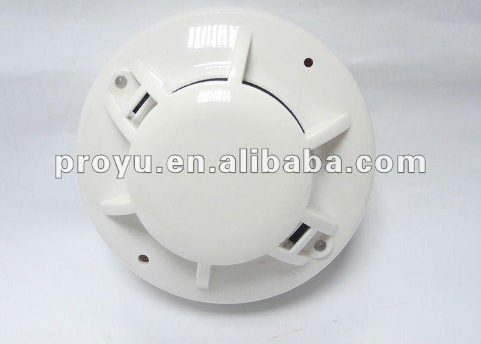 Compatible con Detector de humo y Detector de calor convencional con todo fuego convencional