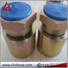 Certificate rubber italy plumbing coupling 0127