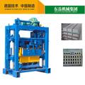 manual de bloque de tierra comprimida de la máquina
