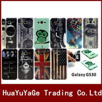 Owl national flag Pattern TPU Soft Silicone phone cases cover for Samsung Galaxy Grand Prime G530