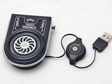 Vacuum Air Extracting USB Cooler Cooling Fan for Notebook Laptop Accessories