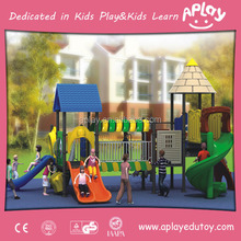 Group activity creative playground design kids play equipment outside play structures