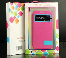 Cheap custom high quality paper packaging box for cell phone case