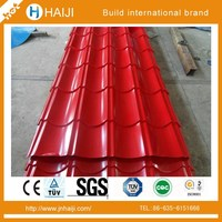 Good products sheet metal roofing cheap price for sale on alibaba