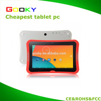 Tech pad 7 inch Android Tablet Kids Pad Kids playing Tablet pc free gift