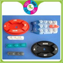Membrane keypads, custom silicone button, rubber keypads