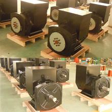 Jiangsu Farrand 50kw monofásico de 110/220 volts alternador com PMG Dynamo para venda