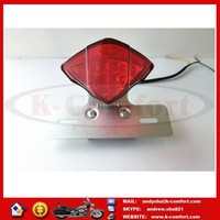 KCM516 Free shipping For Harley Davidson Retro Lamps converted cruise after Prince license plate lights taillights brake lights