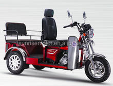 3 wheel motorcycle Disabled tricycle T2