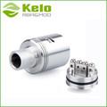 Pozo zumo profundo atomizador reemplazo tapa 22mm diámetro 18650 tipo tanque cigarrillo electrónico neblina