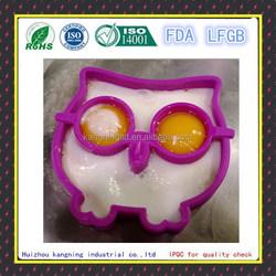 Promotional Silicone Rubber Egg Mold,Skull Shape Silicone Rubber Egg Mold,Owl Shaped Silicone Rubber Egg Mold
