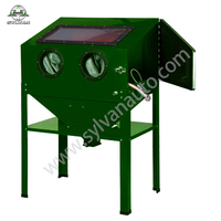 SYLVAN industrial sandblast cabinet,sand blasting machines