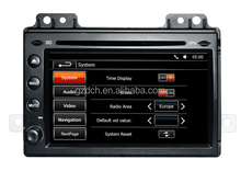 car dvd player with gps for LandRover Freelander (2004-2007) WS-8834