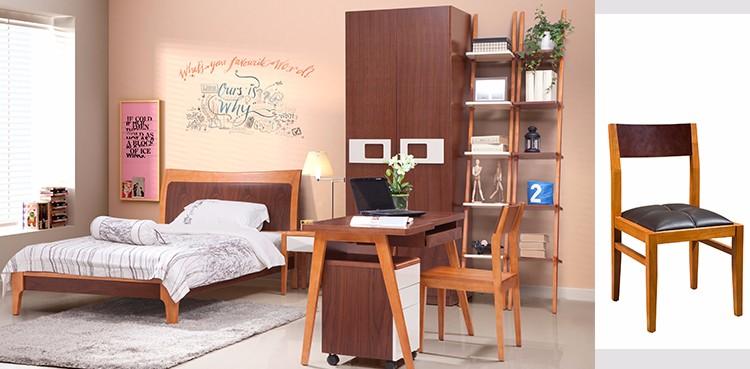 Bedroom Space Saving Furniture Oak King Baby Bed Indonesia. Details 01 1.  Oak King Bed ...