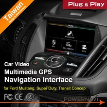 Car AV Interface Suitable for Ford Escape Kuga