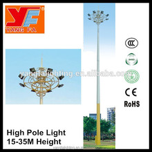 led outdoor high mast light with pole priceoutdoor waterproof lighting fixtures for airport basketball court