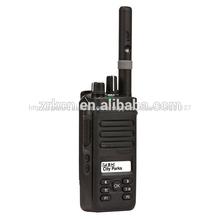 De doble banda de radio de dos vías dp2600& uhf vhf rango de frecuencia
