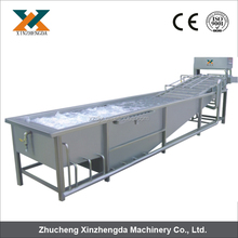 Trustworthy product New Condition and Washer Type vegetable clean machine