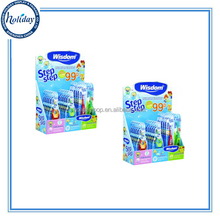 China Custom Top Quality Design Cardboard Toothbrush Counter Display,Retail Counter Display For Toothbrush Supplier