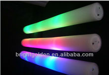 Lighted foam sticks for party