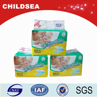 new products baby manufacturers in china super soft printed colored diapers