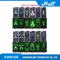 Original fashion mobile phone case King Style II luminous Luxo animal phone case