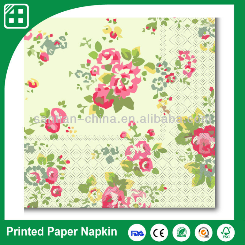 Decoupage Printed Paper Napkins For Wedding Party,Party Theme ...