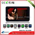 Tablet PC pulgadas llamada de teléfono PC 7 de la tableta con wifi (GX-A7005)
