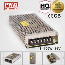 S-100-24 SMPS CE Approved 24V 100W Power Transformer 110V 220V
