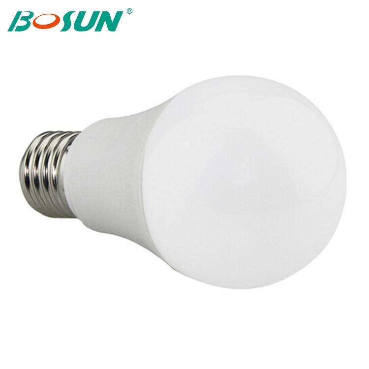 En iyi fiyat su geçirmez aydınlatma alüminyum konut b22 e27 led ampul lamba