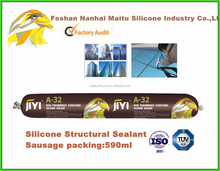 Neutral cure UV resistance silicone sealant for curtain wall projects