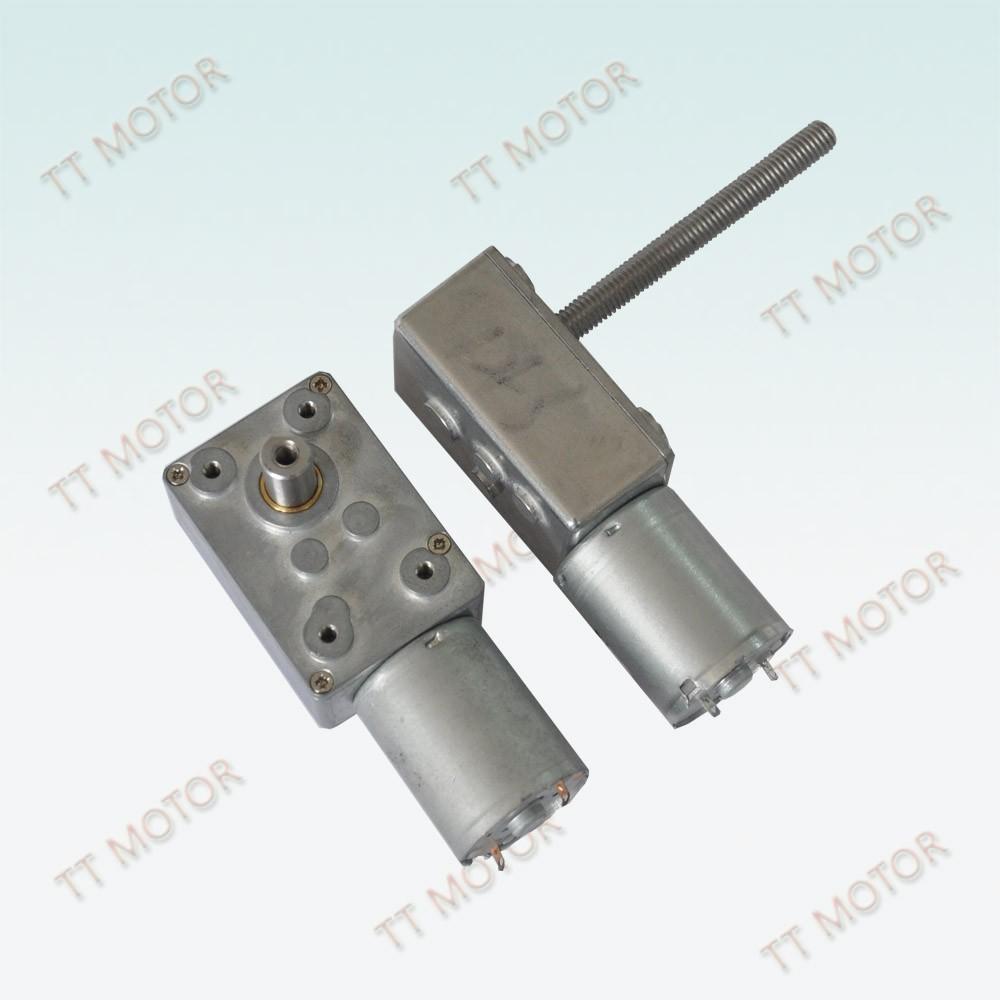 25 38rpm 6 12v Gear Motor Right Angle Dc Motor From Tt