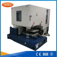testing mechanical industry used combined test chamber with temperature humidity vibration (THV-1000-D)
