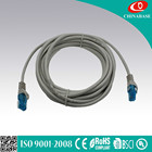 utp cat 5e cabo ethernet networking lan patch cord