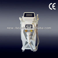 3 in 1 multi-functional rf elight(IPL + RF) laser beauty device/nd yag laser colon hydrotherapy equipment