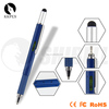 electromagnetic touch screen pen game touch pen novelty promotional flower pen
