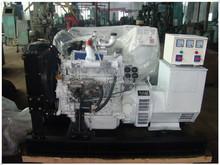 China Weifang supplier manufacturer 50Hz 6 Cylinder Diesel Engine Generator 300kW