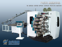 High Speed Six Colors Cup/Bowl Printing Machine