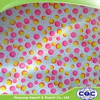 supply tc 65/35 printed poly cotton canvas fabric